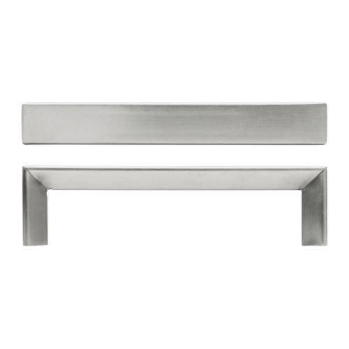 IKEA TYDA–Griff, Edelstahl/2Stück–138mm