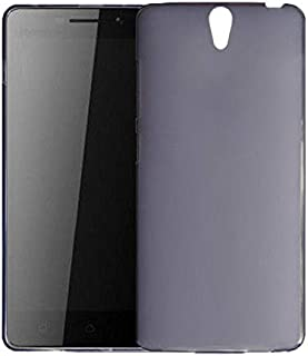 Lenovo Vibe S1 Lite Tpu Silicon Back Case Cover Black By Muzz