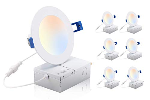 4inch 3 color LED recessed lights
