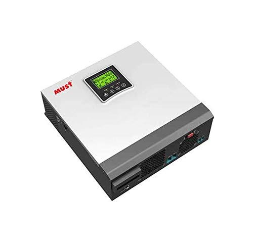 Inversor Solar Off-Grid 3KW/24VDC Controlador de carga solar 50A MPPT