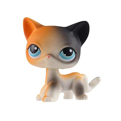 LPS Pet Shop Jouet pour chat en forme de chat Tigre Big Dan saucisse Chien berger