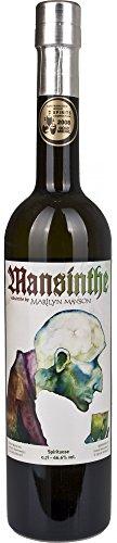 Mansinthe - Absenta destilada de grano neutro y hierbas