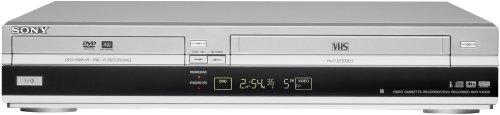 Sony RDR-VX530 DVD Recorder & VHS Combo Player