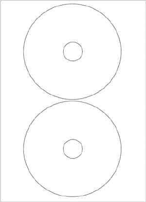 20 CD/DVD Labels-Etiketten High Glossy (hochglänzende Oberfläche in Fotopapierqualität);10 Blatt mit je 2 Labels/Etiketten weiß Foto Glossy (glänzend) Qualität; selbstklebend;Innenring 17 mm;Außenring : 117 mm für Tintenstrahldrucker in höchsten Auflösungen bestens geeignet ! Absolut Blickdicht !