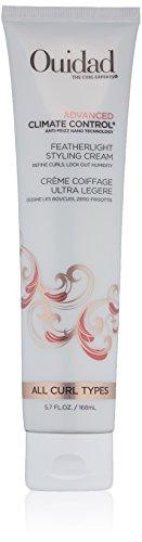 OUIDAD Advanced Climate Control Featherlight Styling Cream, 5.7 Fl Oz