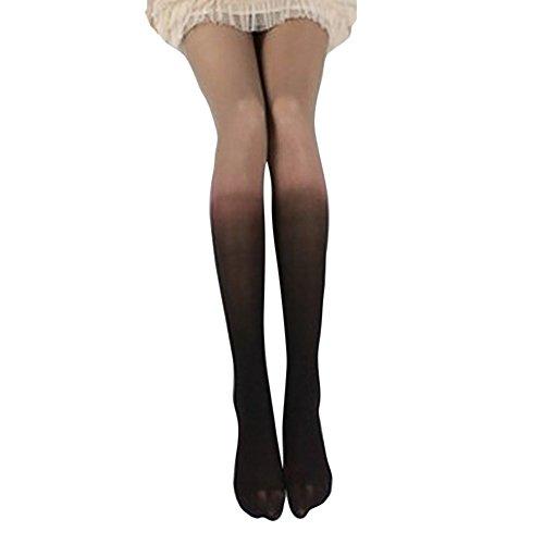 bobo4818 Strumpfhose Damen Blickdicht und weich aus Microfaser Leggings Damen Netz Leggins Höschenteil breiter bequemer Bund Ouvert Strumpfhose (Coffee)