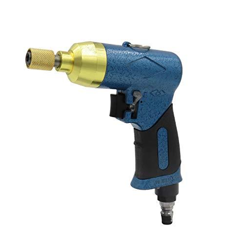 Clavador de Palma Destornillador neumático, Pistola Tipo Viento por lotes, Lote de Aire doméstico for Trabajar la Madera Martillo neumático