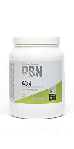 PBN BCAA Erdbeere/Limette 500g-Behälter