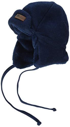Sterntaler Unisex Baby Fliegermütze Bomber Hat, marine, 47 EU