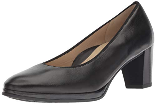 ARA Women's Ophelia Pump, Black Nappa, 5 M UK (7.5 US)