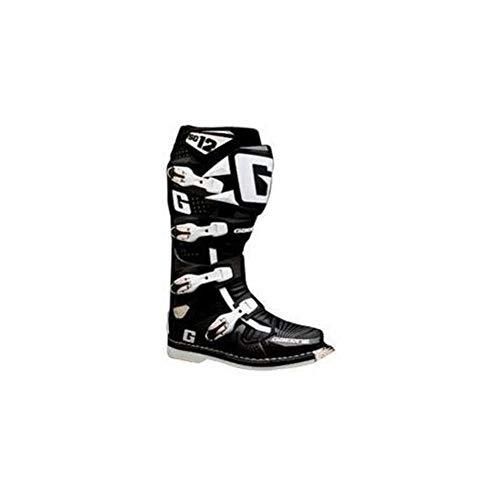 Gaerne correa soporte para SG-12Motocross botas-negro plancha para el pelo-001