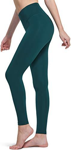 TSLA High Waist Yoga Pants with Pockets, Tummy Control Yoga Leggings, Non See-Through 4...