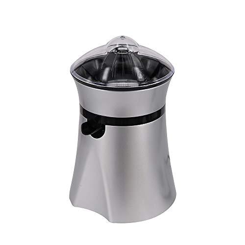 Juice Maker, Juicing Elettrico Multifunzionale, Estrattore Di Arancia Masticante Resistente, Macchina Spremiagrumi Centrifuga Compatta Da 400 Ml,Silver