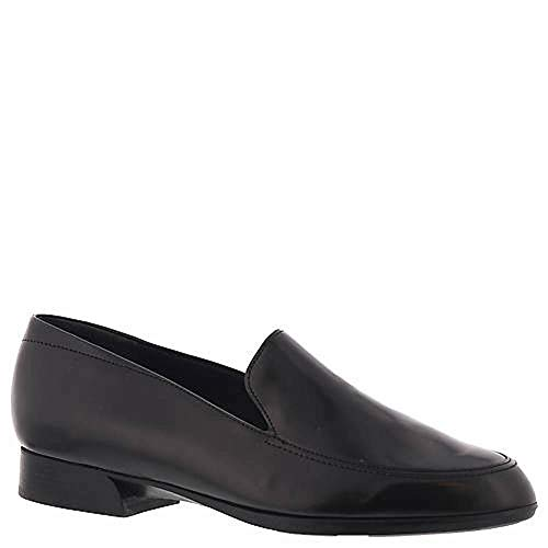 Munro Womens Harrison Closed Toe Loafers, Black, Size 8.0