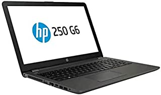HP 250 G6 Laptop - Intel Celeron N3060  15.6-Inch  500GB  4GB  Eng-KB  DOS  Grey