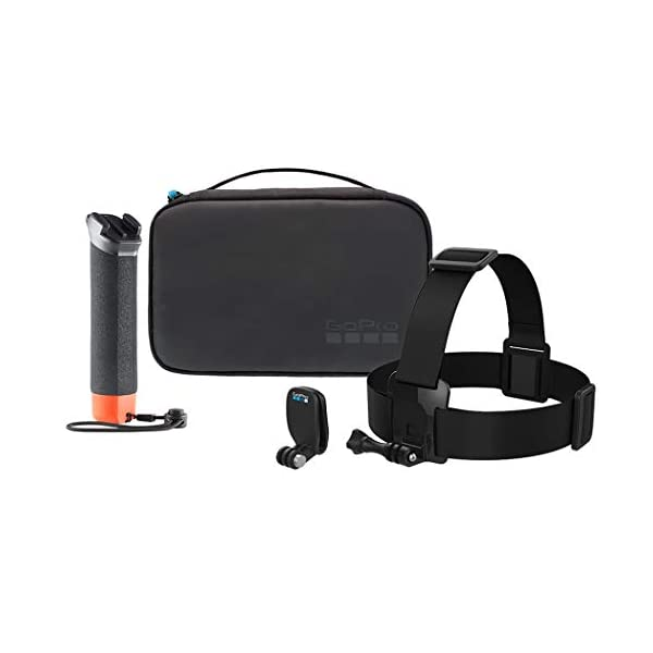 GoPro Camera Accessory Adventure Kit (All GoPro Cameras) – Official GoPro Accessory