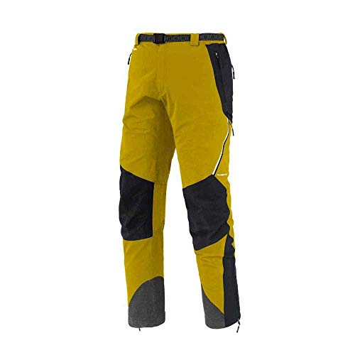 Trangoworld Pc0067956303X – Pant. Long Prote Fi - Couleur : anthracite - Taille : 3X_Vestresslo