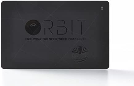 Orbit Card Wallet Finder Wireless Smart GPS Item Tracker and Locator with Rechargeable Battery product image