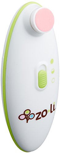 Aidee(エイディー)エイディーAidee赤ちゃん用電動爪ヤスリバズビー(buzzb.)これ一つで赤ちゃんの爪をやさしくケアホワイトBC09NTC111