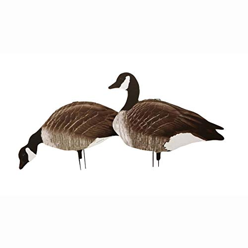 Big Al's Decoys X14 Greater Canada Goose Silhouettes, Pack of 14