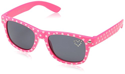 EYELEVEL Eyelevel Mädchen Sonnenbrille Pixie, Rosa-Pink, One Size