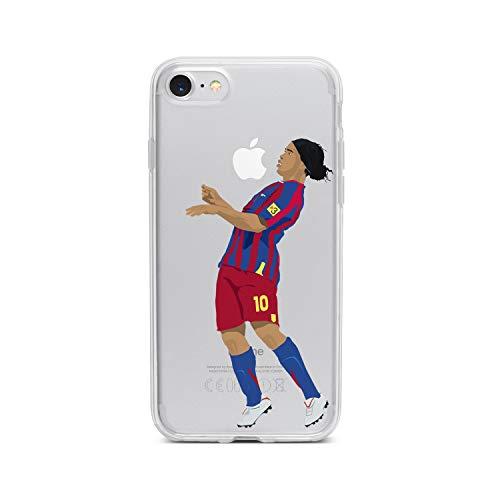 Protection For Everything Funda iPhone 5/5S/SE Fútbol - Ronaldinho - FC Barcelona