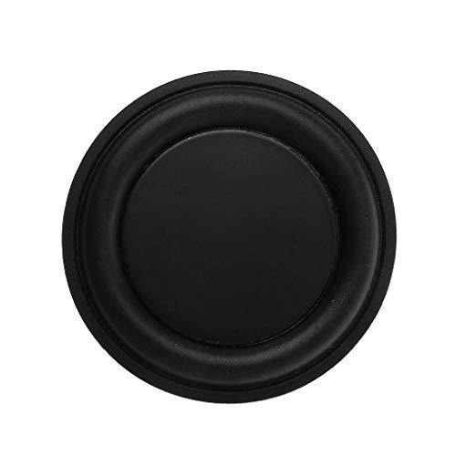 certylu 62mm Passive Radiator Subwoofer-Lautsprecher Vibrationsmembran Bassgummi-Tieftöner