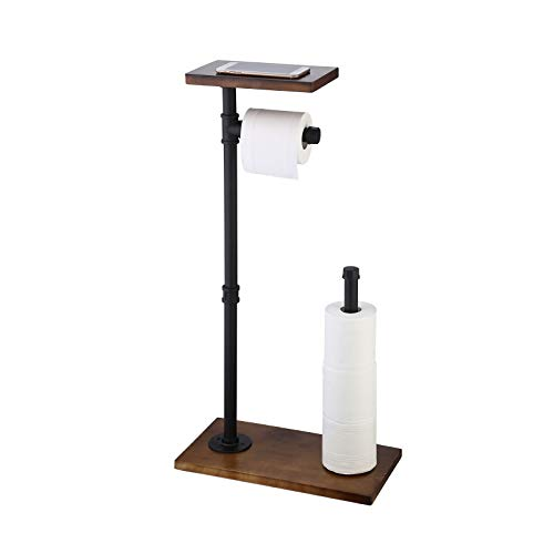 Top 10 best selling list for toilet paper holder stand diy