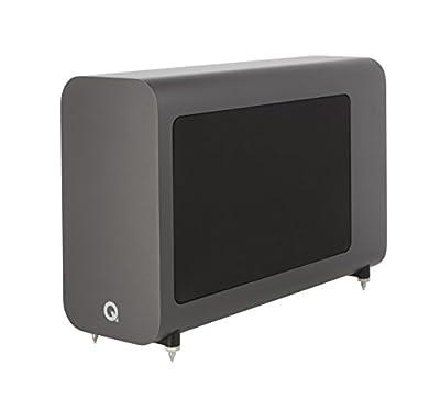 Q Acoustics 3060s Active Subwoofer (Graphite Grey) by Q Acoustics