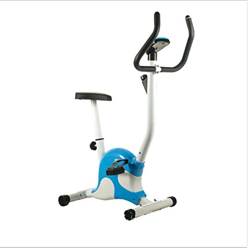 Bicicleta Estática para el Hogar, Bicicleta Estática con Pantalla de Marcación Electrónica...