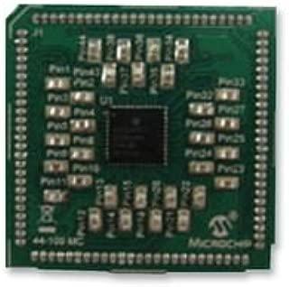 Plug-in Module dsPIC33 44 pin QFN to 100 pin, Plug into the Main Processor Socket