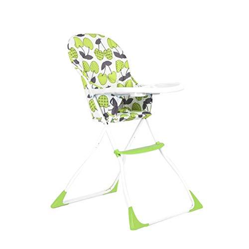 GZQDX Baby Eetkamerstoel, Kinderstoel Baby Eetstoel Baby Eten Tafel en Stoelen Hoge Stoel Babystoel
