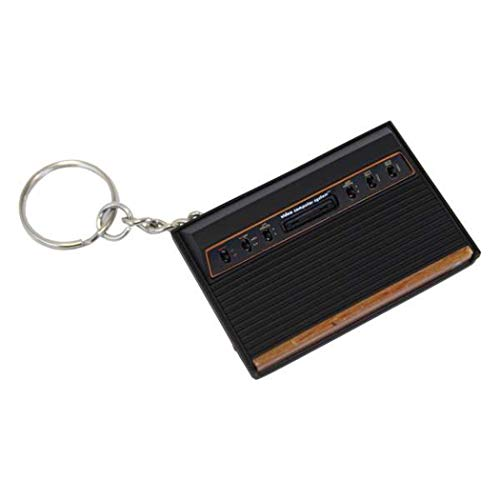 Atari Official 2600 Console Keyring/Keychain