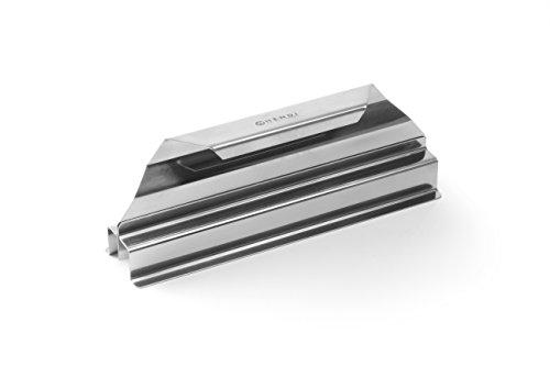 HENDI Wurstschneider elektrisch, Wurstschneider, Schneidemaschine, geeignet für Geschirrspüler, (L)200mm, Edelstahl