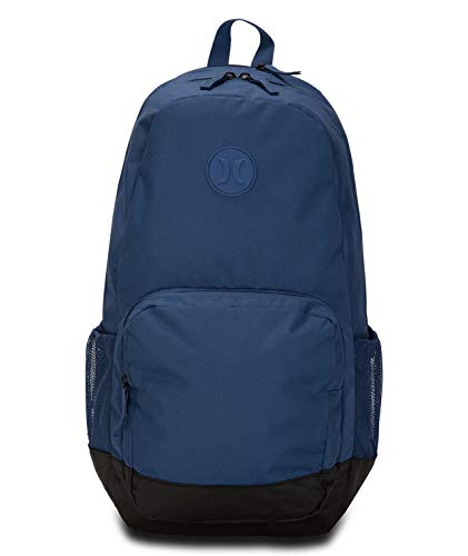 Hurley U Renegade II Solid Backpack Sacs À Dos Homme, Mystic Navy, FR Unique (Taille Fabricant : 1SIZE)