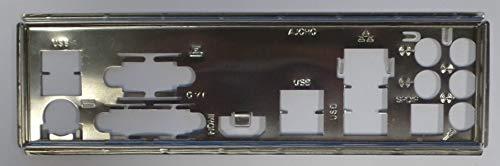 ASRock B85M Pro4 - Blende - Slotblech - IO Shield #300939