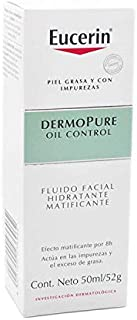 Eucerin - Dermopure Fluido Facial Matificante Hidratante