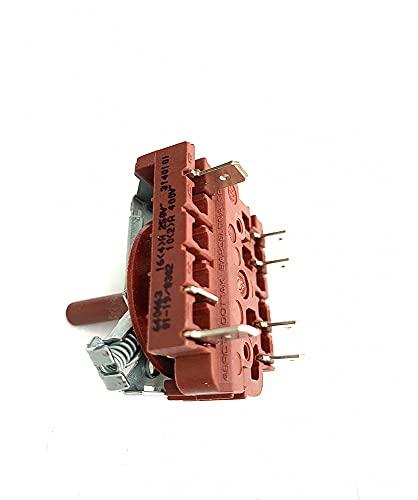 Conmutador compatible para Horno Teka 8 posiciones