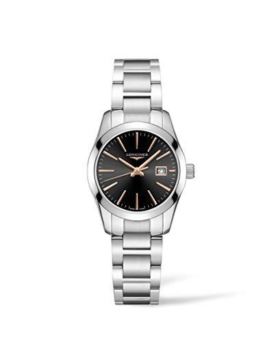 Longines Conquest Classic L2.286.4.52.6 - Reloj de Cuarzo, 29,5 mm, Co