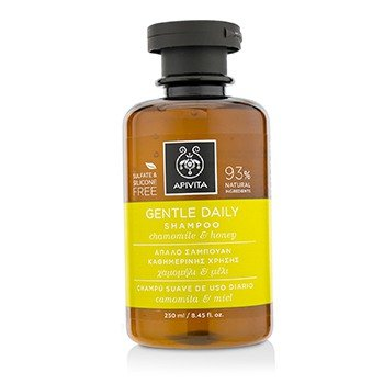 Apivita - Gentle Daily Shampoo with Chamomile & Honey (For All Hair Types) 250ml/8.45oz