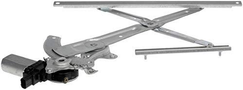 Dorman 751-747 Front Driver Side Power Window Regulator and Motor Assembly for Select Honda Models