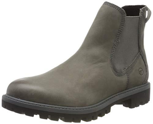 Tamaris Damen 1-1-25921-23 Chelsea Boots, Grau (Anthracite 214), 39 EU
