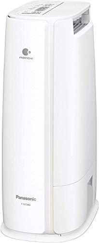 パナソニック 衣類乾燥除湿機 ナノイー搭載 デシカント方式 ~14畳 ホワイト F-YZTX60-W