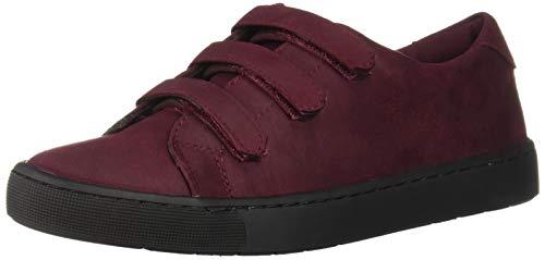 Easy Street Women\'s Strive Sneaker, Burgundy SUPSD, 6 N US