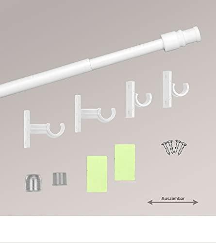 LYSEL® Set Cafehaus Stange Cubic Länge: 85-130cm