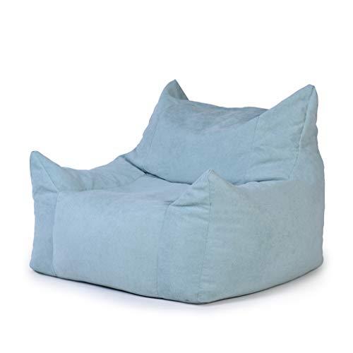 SD Canapé/Bean Bag Chaise/Fauteuil/avec Mousse Ultra Confortable/A des Poches Latérales/avec Fermeture Éclair/pour Enfants Et Adultes 100 * 100 * 65cm