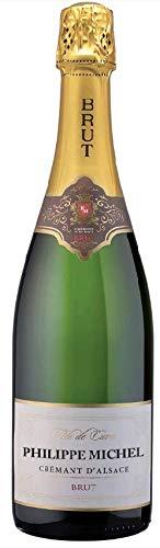 Michel Léon, Brut Cuvée Arthur Metz Crémant D'Alsace - 1 bottiglia da 750 ml