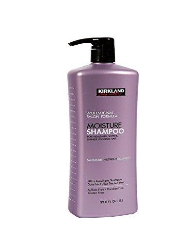 Kirkland Signature professionellen Salon Formel Moisture Shampoo 1L Flasche