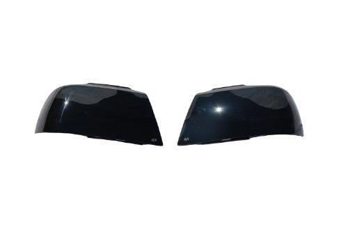 Auto Ventshade 37358 cobertores para faros delanteros ahumados oscuros para Chevrolet Cobalt 2005-2010