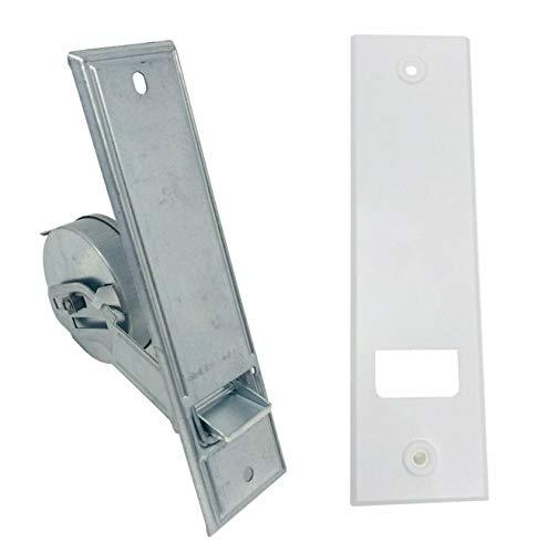 1x 160-165 Lochabstand Gurtwickler maxi bis 5m Gurt 24 mm Gurtbreite Achtung Ohne Gurt vorgespannt